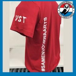 VST T-shirt Rood