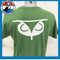 VST T-shirt  Flessengroen