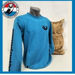 VST sweater blauw