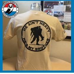 T-Shirt He Ain't Heren Sand